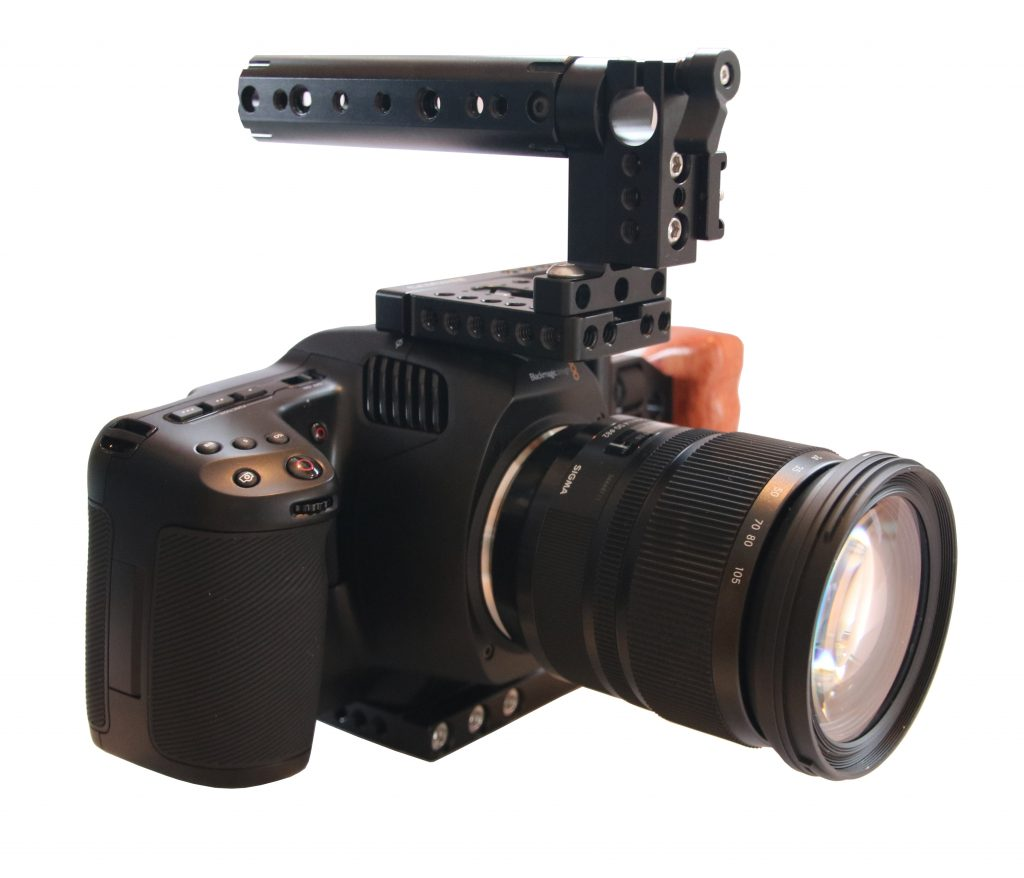 BlackmagicPocket Cinema Camera 6K Pro